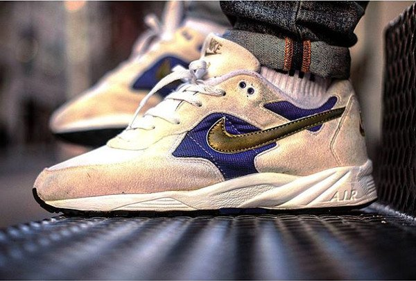 Nike Air Icarus OG White Purple Gold (1992) - @mattp_82