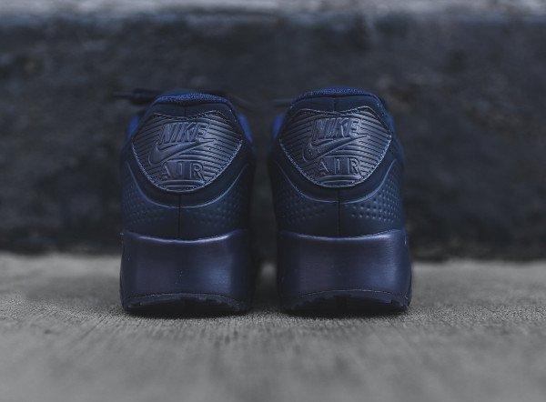 Nike Air Max 90 Ultra Moire bleu foncé (3)