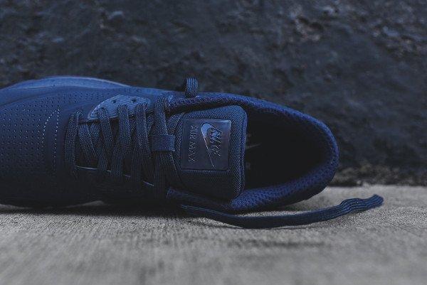 Nike Air Max 90 Ultra Moire bleu foncé (7)