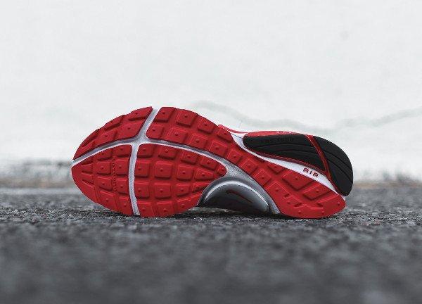 Nike Air Preso rouge (2)