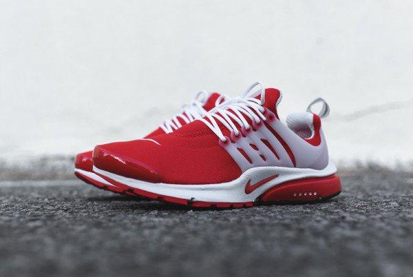 Nike Air Preso rouge (3)