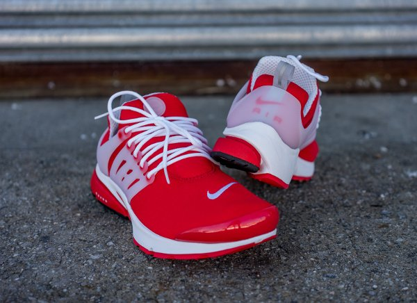 Nike Air Preso rouge (6)