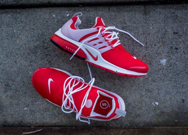 Nike Air Preso rouge (8)