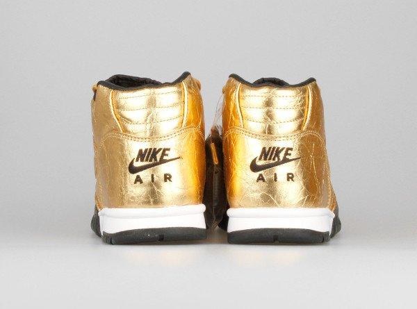 Nike Air Trainer 1 Mid PRM QS SB50 Metallic Gold (2)