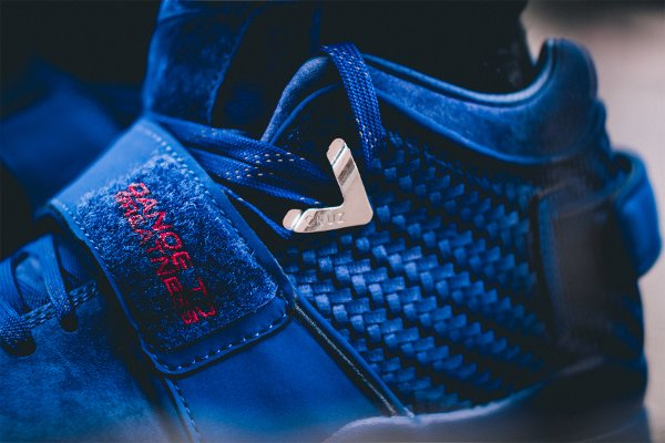 Nike Air Trainer V Cruz Rush Blue pas cher (3)
