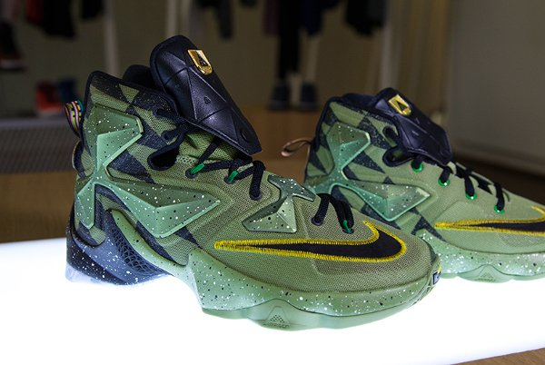 Nike Lebron 13 Alligator All Star 2016 (1)
