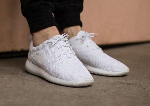 Nike Roshe One White homme (3)