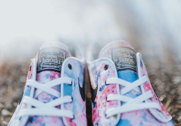 Nike SB Janoski Canvas Cherry Blossom Dynamic Pink (2)