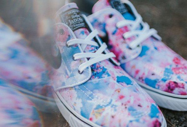 Nike SB Janoski Canvas Cherry Blossom Dynamic Pink (3)