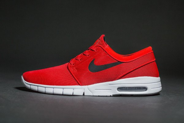 Nike SB Janoski Max University Red (rouge) (1)