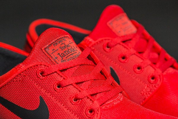 Nike SB Janoski Max University Red (rouge) (3)