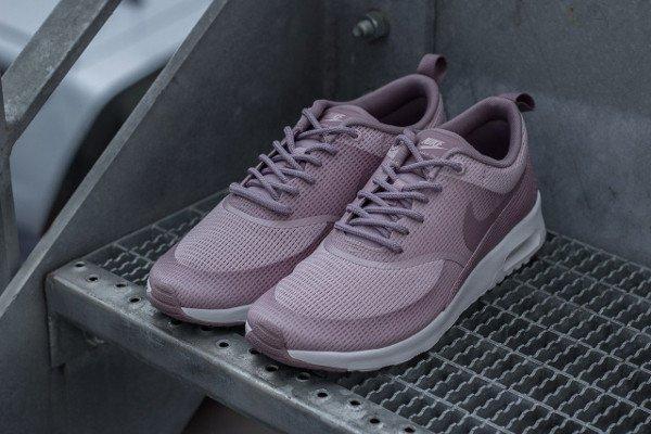 Nike Wmns Air Max Thea Textile Plum Fog Purple Smoke (femme) (1)