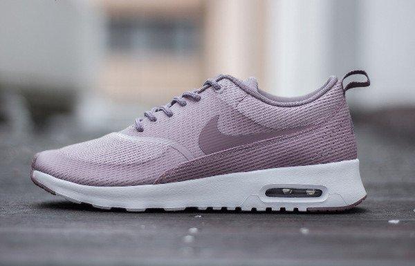 Nike Wmns Air Max Thea Textile Plum Fog Purple Smoke (femme) (2)
