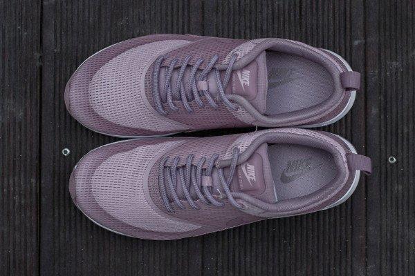 Nike Wmns Air Max Thea Textile Plum Fog Purple Smoke (femme) (7)