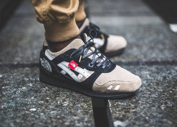 North Face x Asics Gel Lyte III The Apex (1)