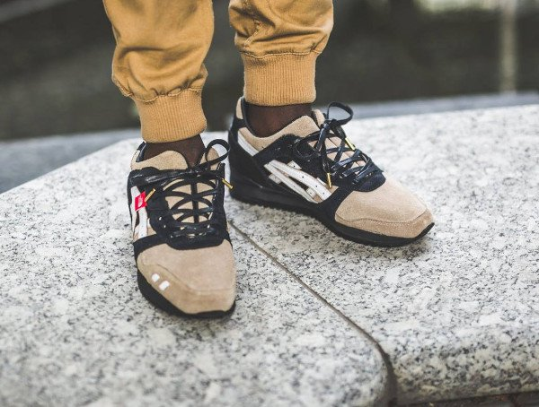 North Face x Asics Gel Lyte III The Apex (10)