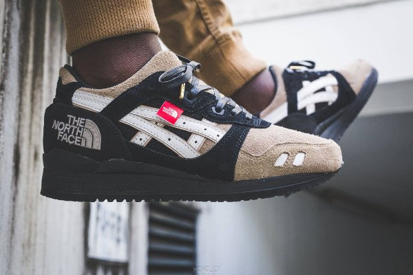North Face x Asics Gel Lyte III The Apex (6)