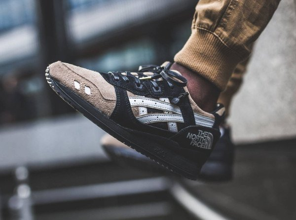 North Face x Asics Gel Lyte III The Apex (9)