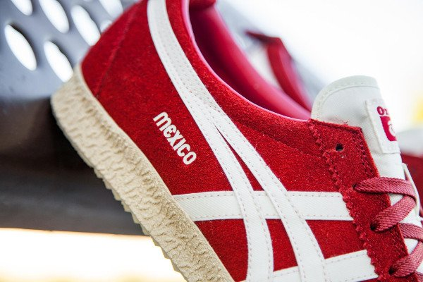 Onitsuka Tiger Mexico Delegation Red Slight White (3)