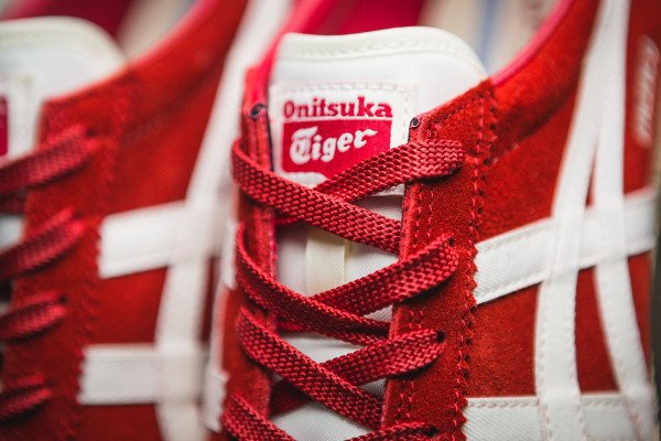 Onitsuka Tiger Mexico Delegation Red Slight White (5)