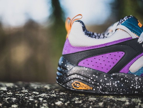 Puma Blaze Of Glory (gray violet blue coral amaranth purple apricot) (5)