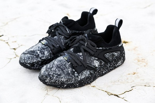 Puma Trinomic Blaze of Glory Black Shadow (0)