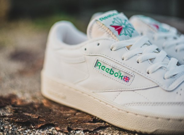 Reebok Club C 85 Vintage OG Chalk White Green 2016 (11)