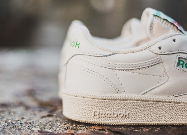 Reebok Club C 85 Vintage OG Chalk White Green 2016 (12)