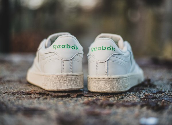 Reebok Club C 85 Vintage OG Chalk White Green 2016 (13)