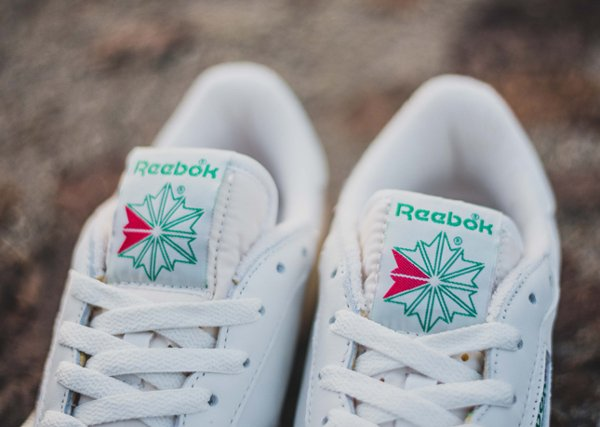 Reebok Club C 85 Vintage OG Chalk White Green 2016 (9)