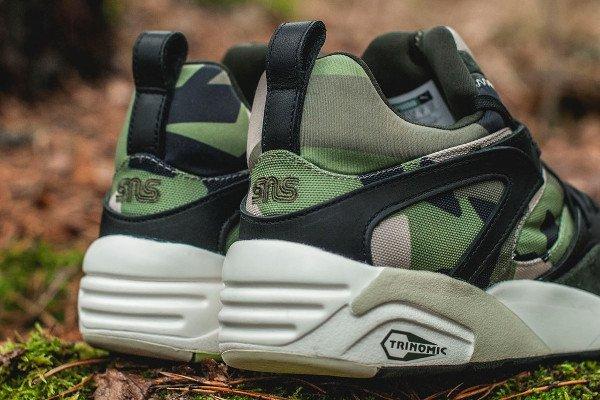 Sneakersnstuff x Puma Blaze Of Glory Camo (5)