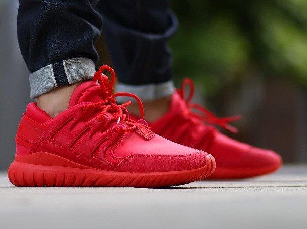 adidas tubular triple red