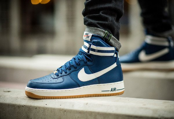 best website f9abe b68a3 nike air force 1 high coastal blue