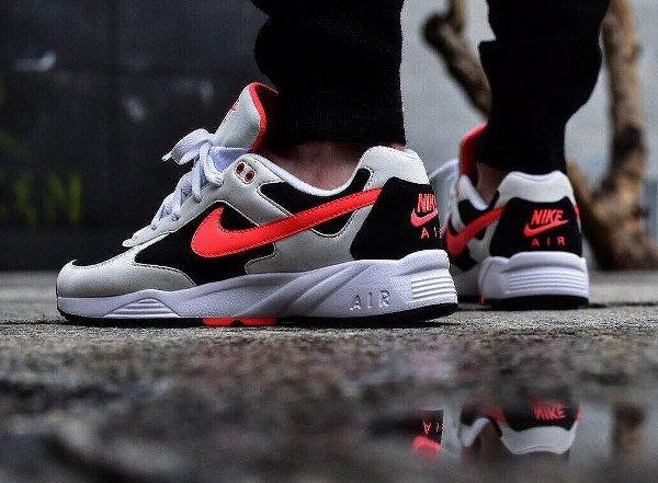 acheter Nike Air Icarus OG 2016 Bright Crimson pas cher (2)