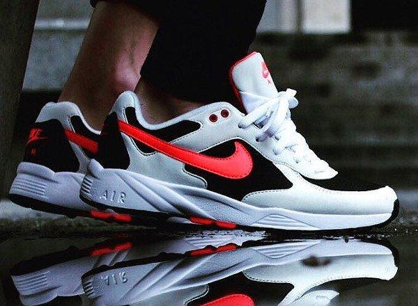 hot sales 95d1a 37f78 acheter Nike Air Icarus OG 2016 Bright Crimson pas cher (3)