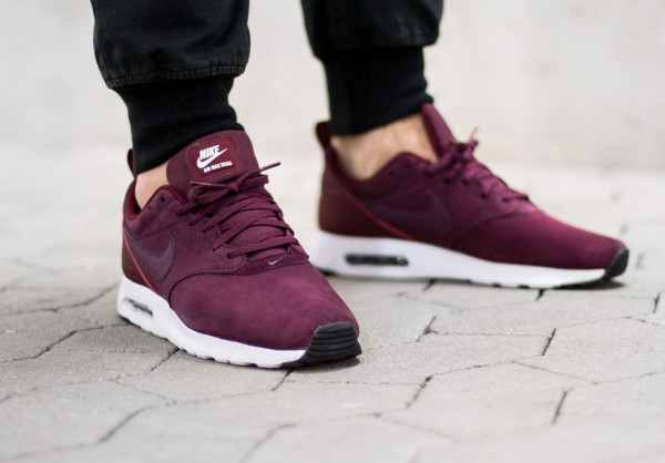 best sneakers a3141 0fd55 acheter Nike Air Max Tavas LTR Night Maroon pas cher