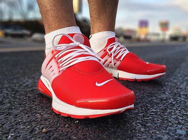 acheter Nike Air Presto Comet Red pas cher (1)
