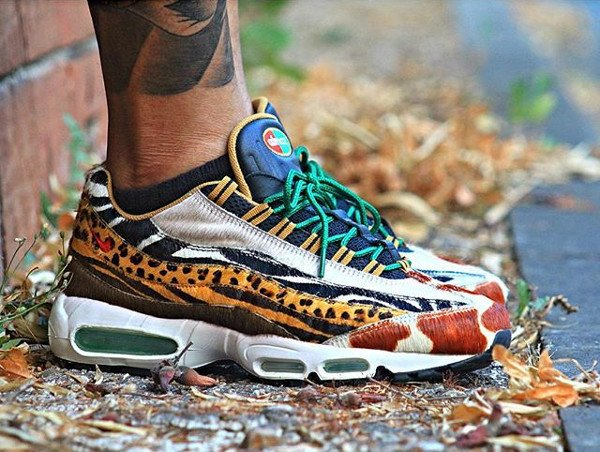 2006 Atmos x Nike Air Max 95 Supreme Animal - @kickz_78