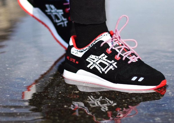 3-Titolo x Asics Gel Lyte 3 Papercut (crédit photo )