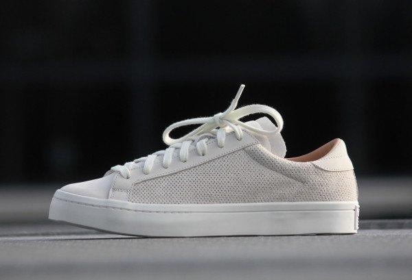 Adidas Court Vantage Vintage White Dust Pearl (2)
