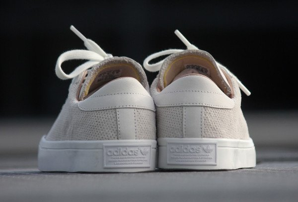 Adidas Court Vantage Vintage White Dust Pearl (5)
