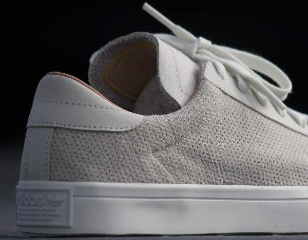 Adidas Court Vantage Vintage White Dust Pearl (6)