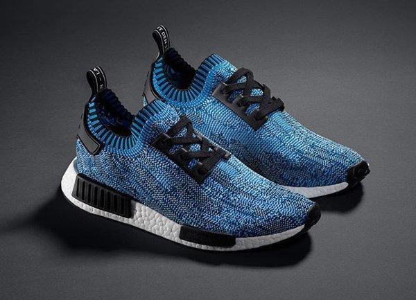 Adidas NMD Runner PK Camo Blue