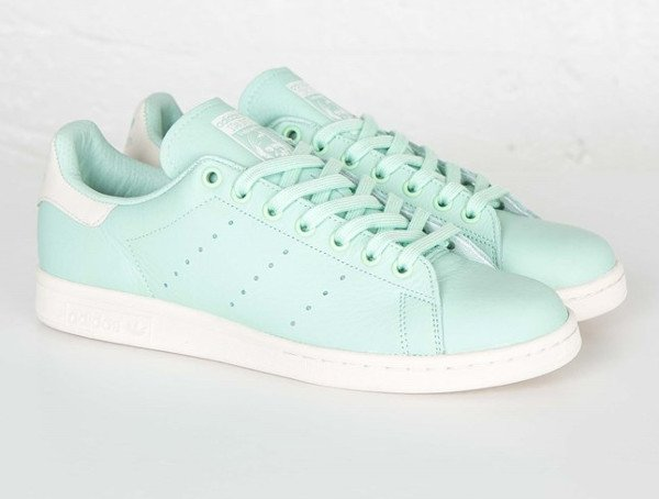 Adidas Originals Stan Smith Frozen Green (homme & femme) (1)