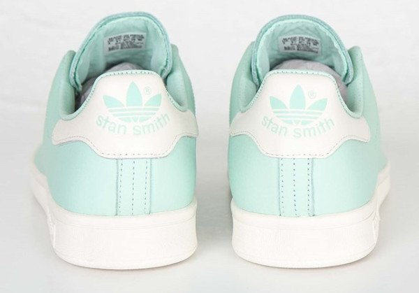 Adidas Originals Stan Smith Frozen Green (homme & femme) (2)