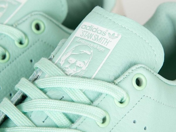 Adidas Originals Stan Smith Frozen Green (homme & femme) (3)