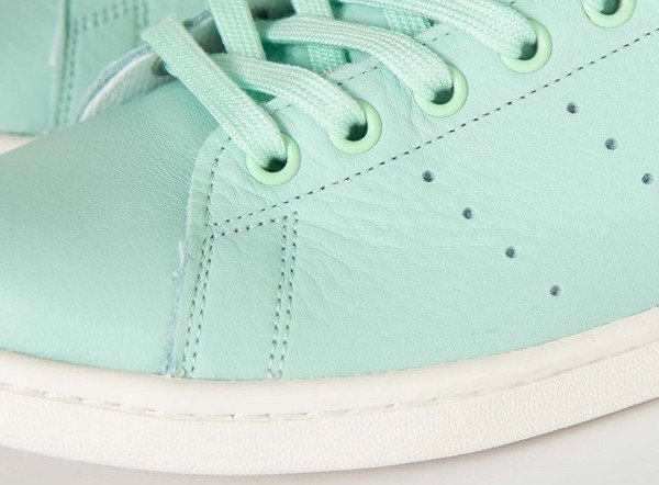 Adidas Originals Stan Smith Frozen Green (homme & femme) (4)