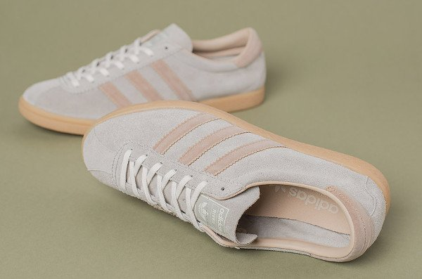 Adidas Originals Tobacco Riviera 2016 Tech Chrome Dark Sand (2)