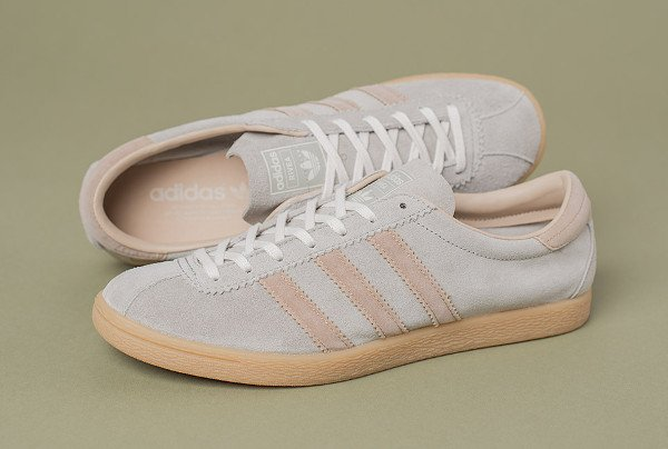 Adidas Originals Tobacco Riviera 2016 Tech Chrome Dark Sand (3)
