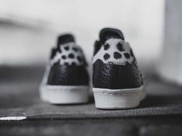 Adidas Superstar 80s Animal Core Black (5)